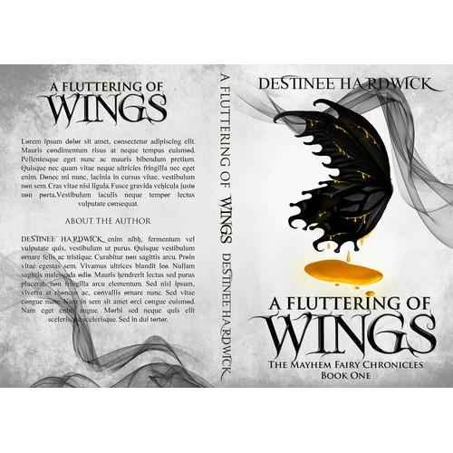 Fantasy Book Cover: Gothic Fairies