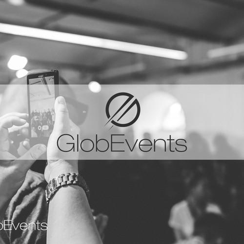 Global events logo