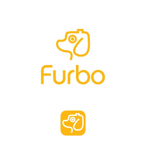 Design a modern, sophisticated logo for a smart pet tech brand