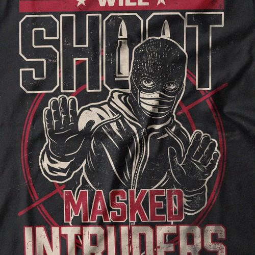 t-shirt design for TX R.O.E