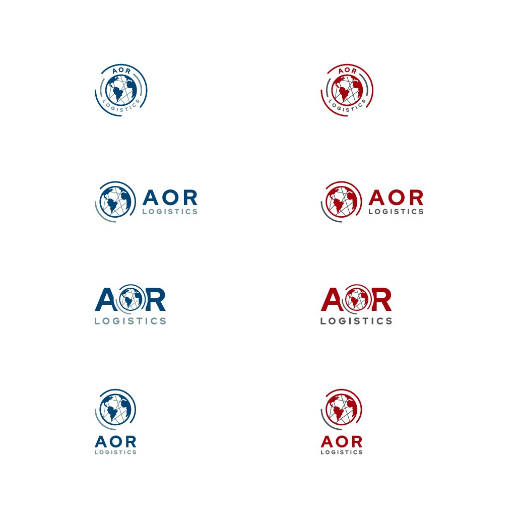 Design a global logo for a supply chain management business