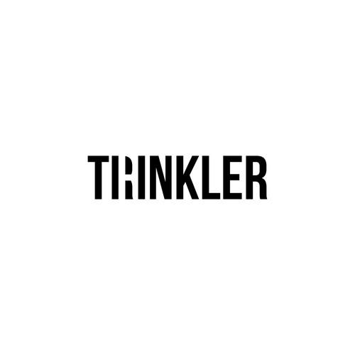 Bold Logo for Trinkler
