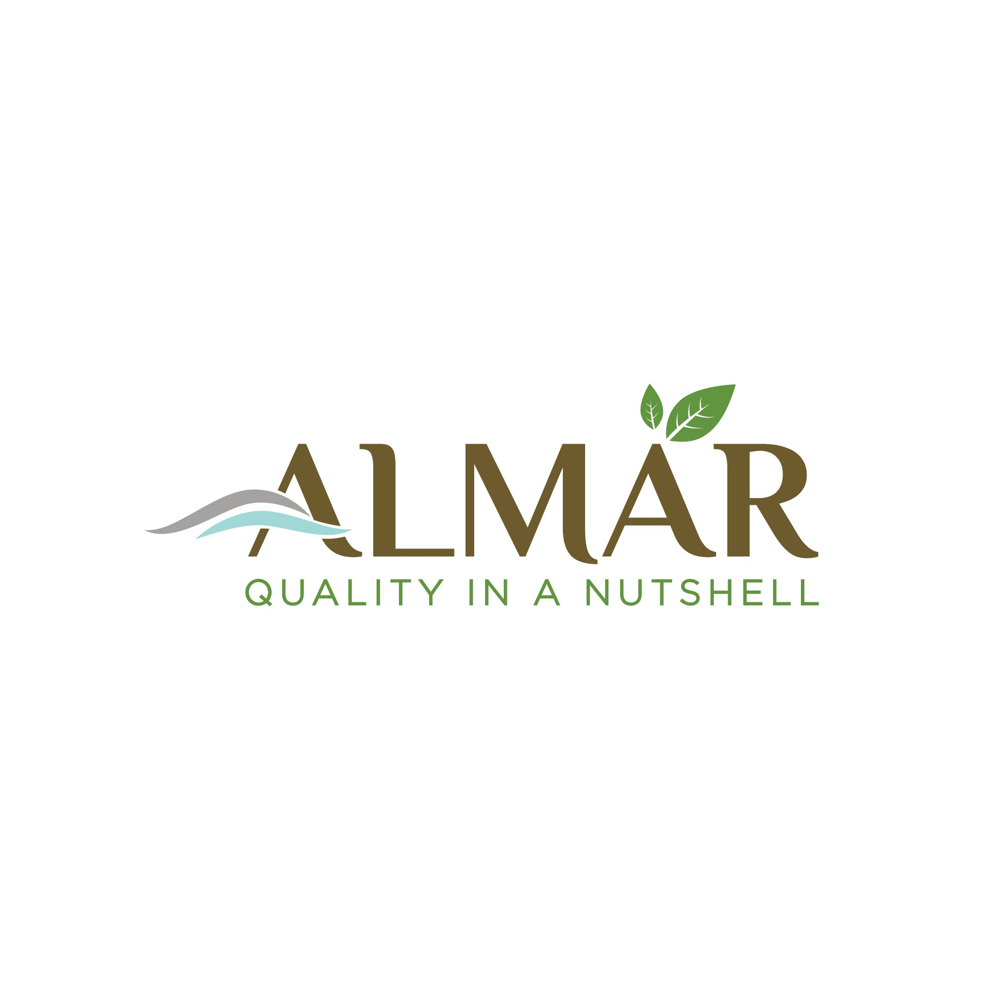 Logo for a walnut trading/manufacturing business in Chile
