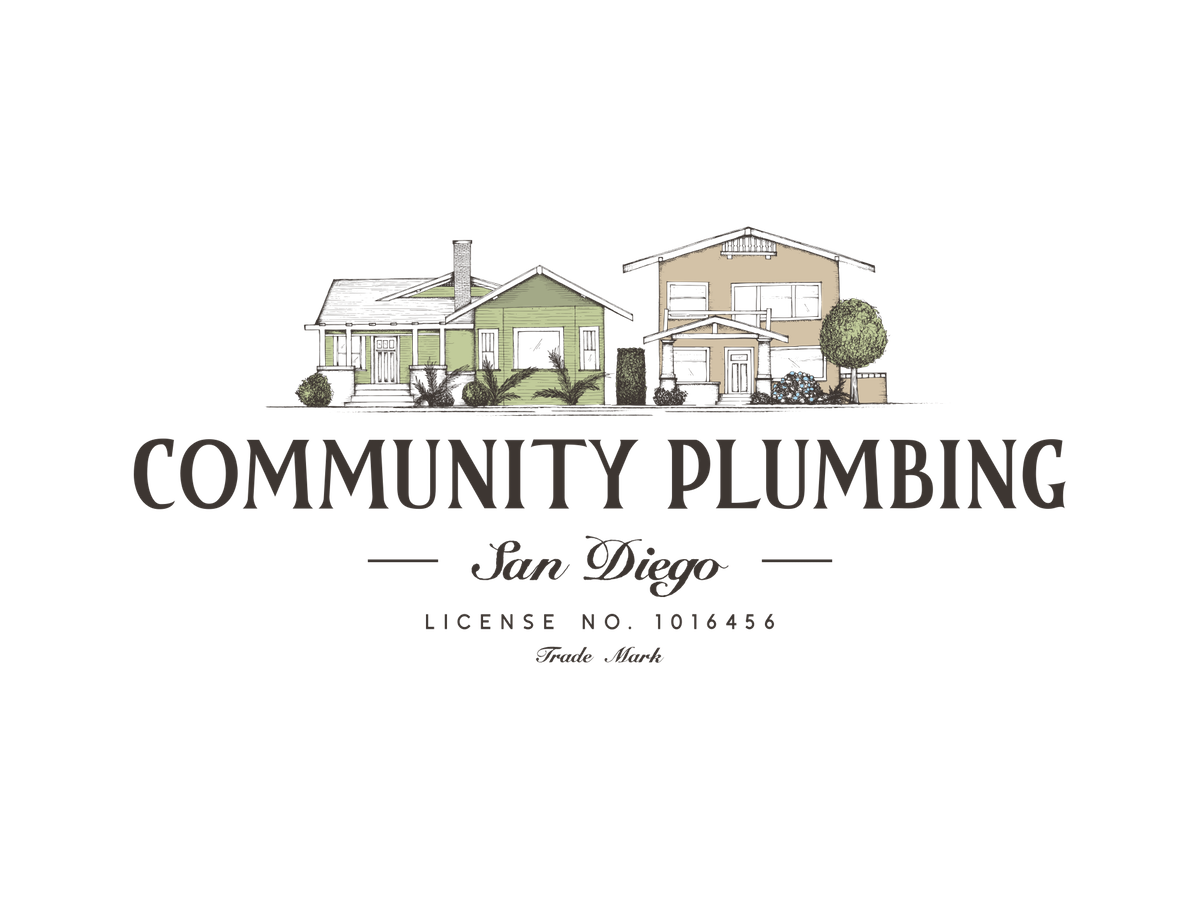 Community Plumbing - CUSTOM BRAND IDENTITY PACK