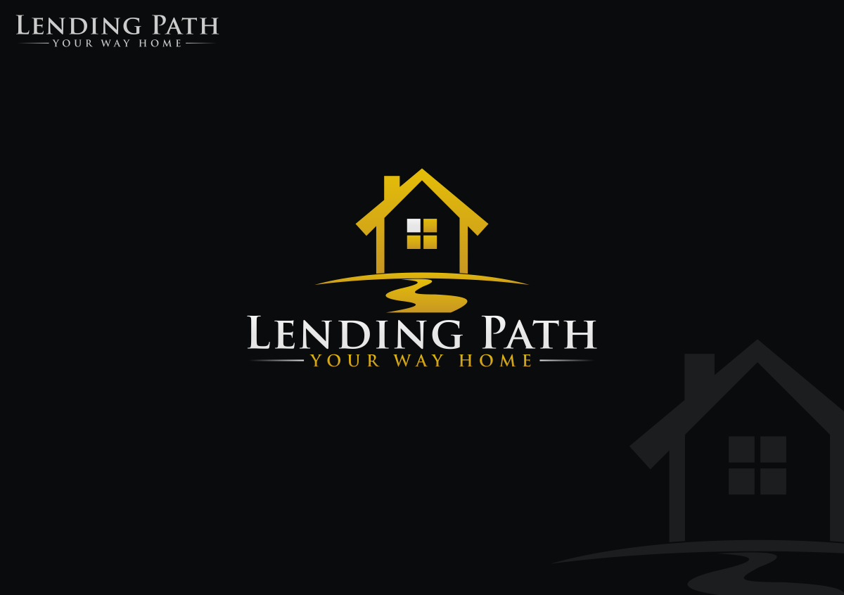 Create the next logo for LENDING PATH MORTGAGE