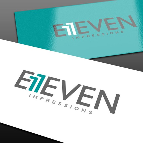 Logo proposal for Eleven Impressions