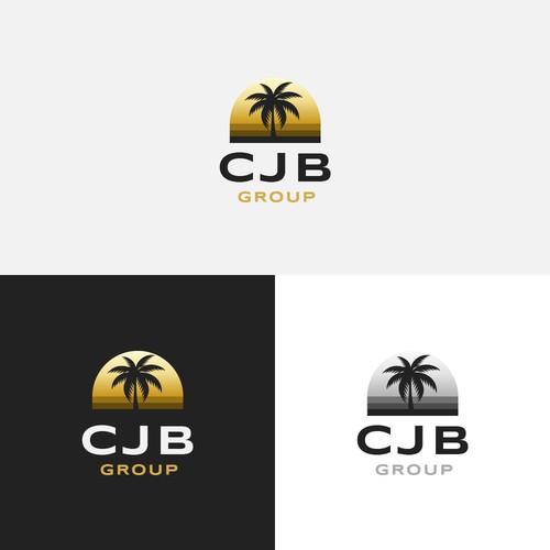 CJB Group - Logo Design