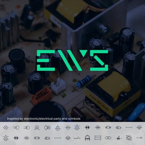 """EWS"" logotype"