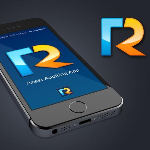 R2 App Logo Design