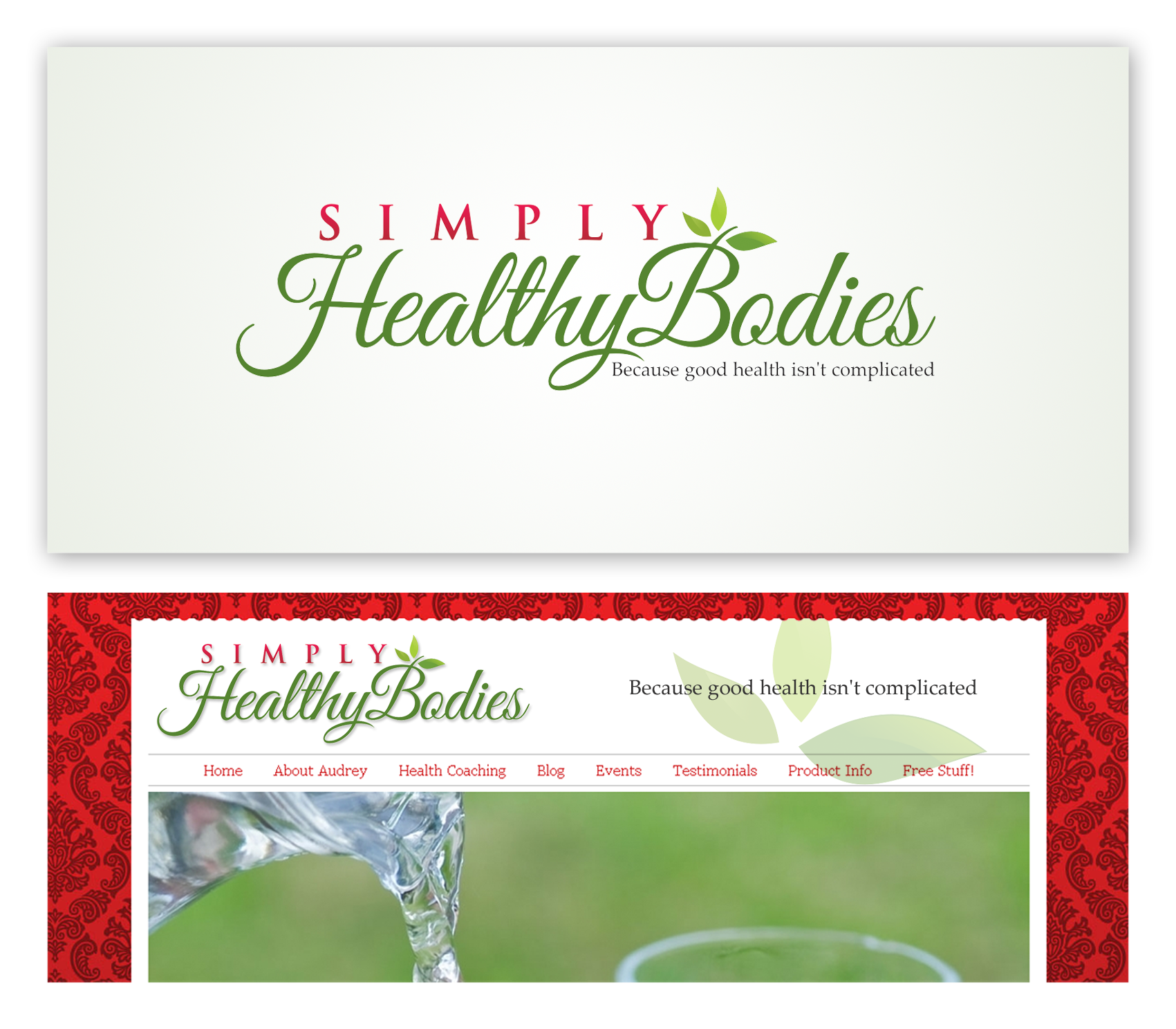 New logo wanted for Simply Healthy Bodies