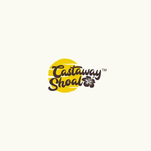 logo concept for Castaway Shoal