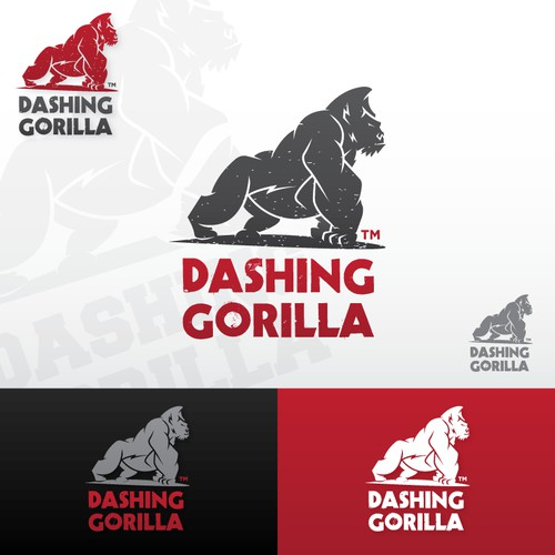 New logo wanted for Dashing Gorilla