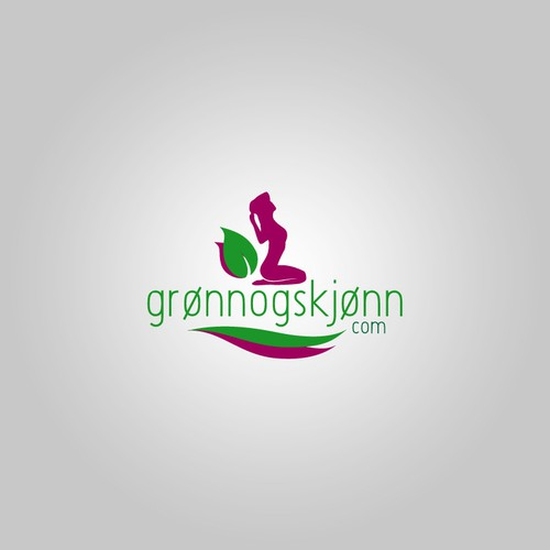Help grønnogskjønn.com with a new Logo Design