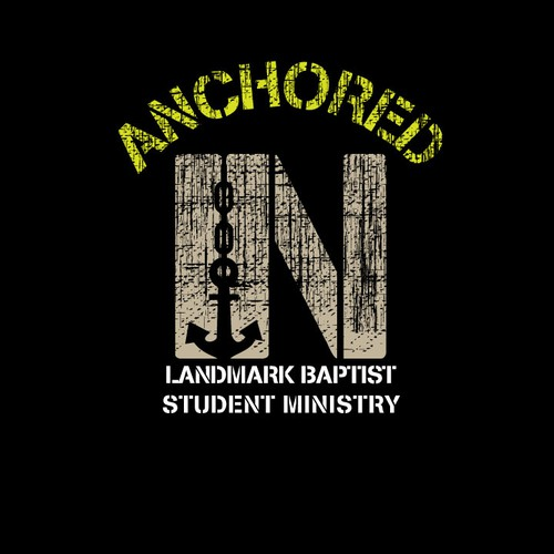 New logo wanted for Anchored In