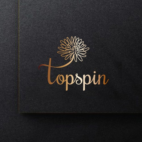 Winning design for a flower production company