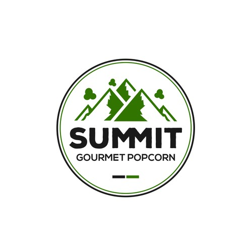 Summit Gourmet Popcorn