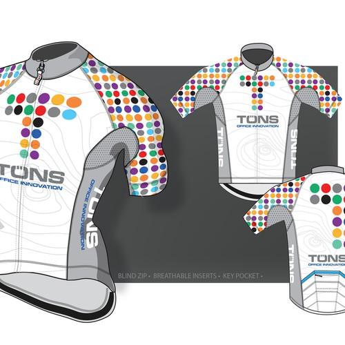 Eleete Corporate Cycle race jersey