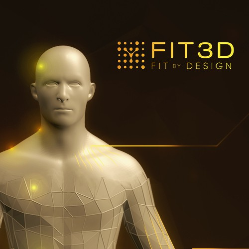 3D Design FIT3D Human Muscle Body