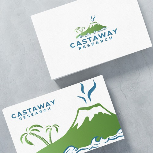 Logo for Castaway Research