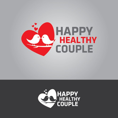 HAPPY HEALTHY COUPLE