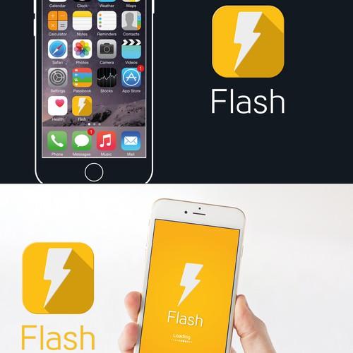 Simple Logo for app idea
