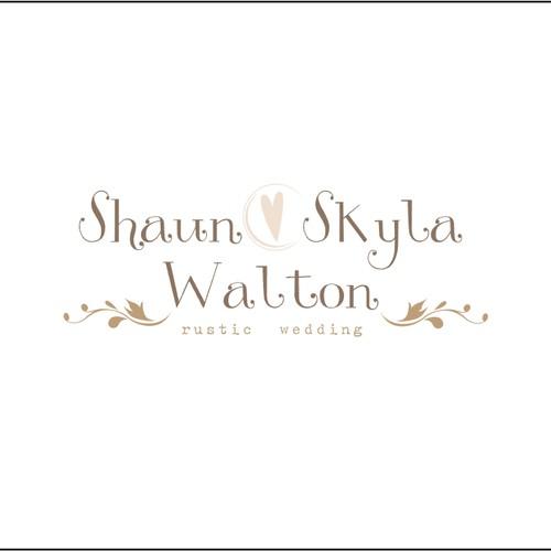 New logo wanted for Shaun and Skyla Walton