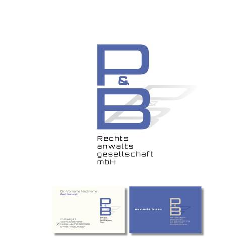 Logo für eine Rechtsanwalts-Kanzlei ...