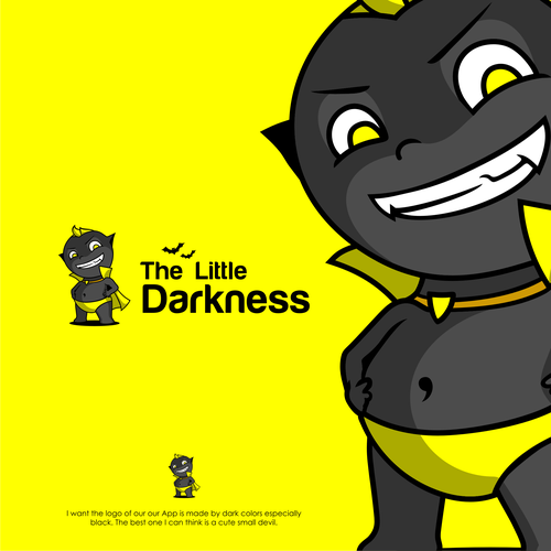 Little Devil for The Little Darkness mascot contest