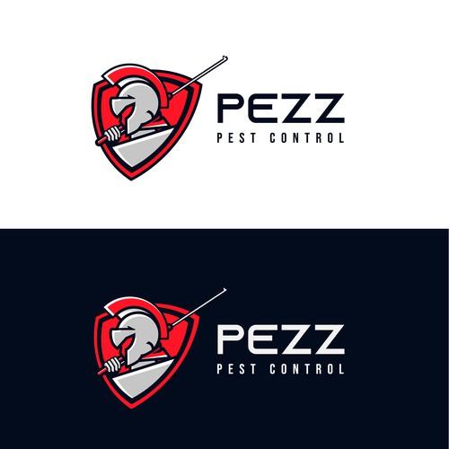 Logo concept for Pezz Pest Control