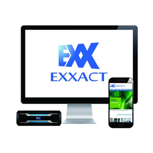 Create a New Logo and Identity for Exxact