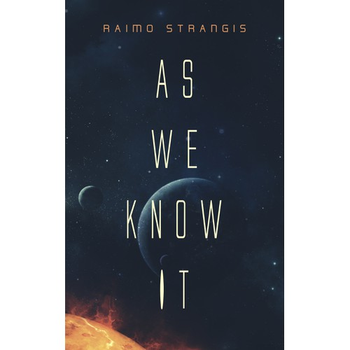 As you know it -book cover-