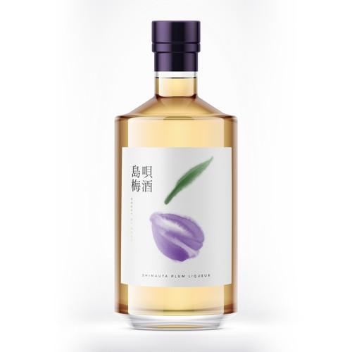 Shimauta Plum Liqueur