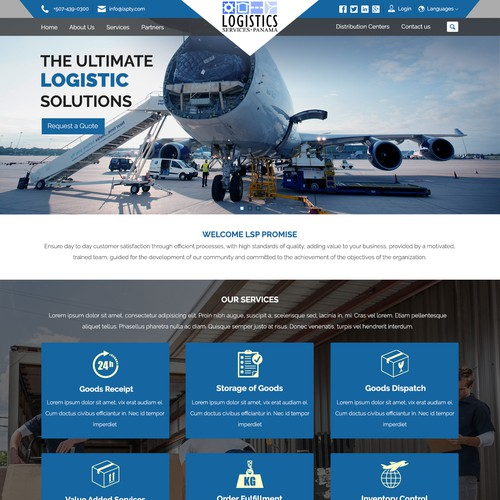 Logistic Solution Company