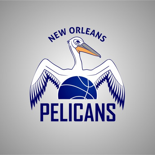 Logo for the New Orleans Pelicans!!