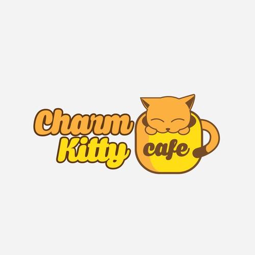 charm kitty cafe