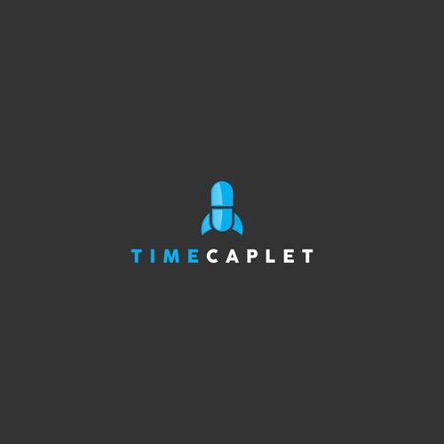 Time Caplet Logo