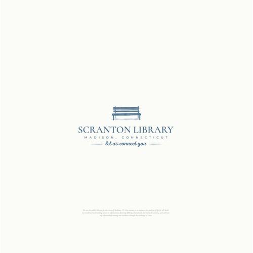 Logo for Scranton Library