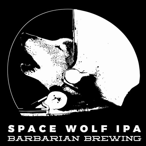 Space Wolf IPA