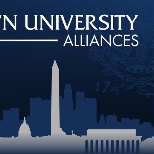 logo for Georgetown University Alliances