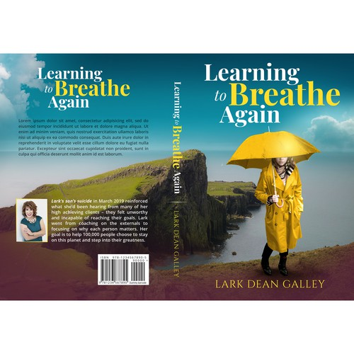 Learning to Breathe Again Book Cover