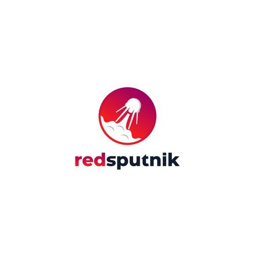 redsputnik logo concept