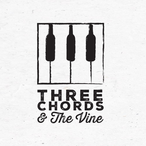 Logo for Music & Wine Events