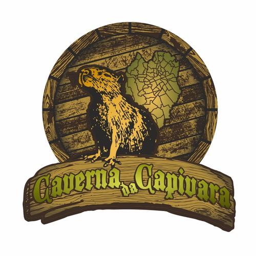 Caverna da Capivara logo contest