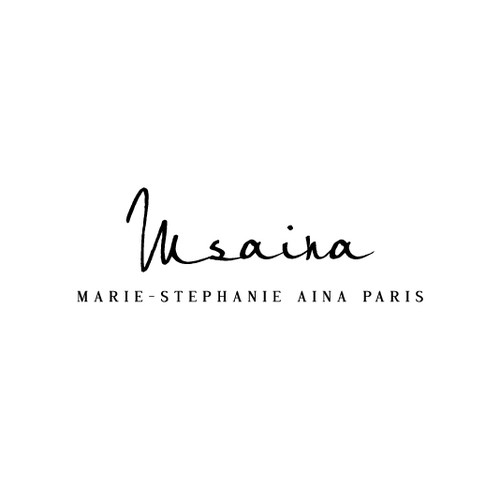 MSAINA Marie-stephanie Aina Paris Logo