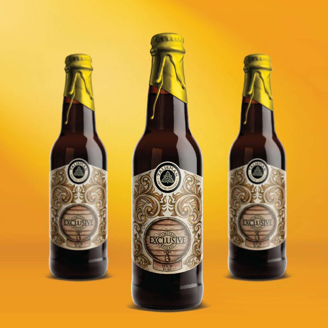 Limited Release label