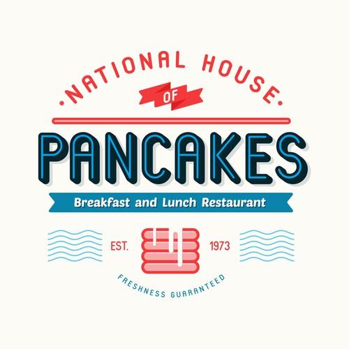 Logo for a breakfast restaurant.