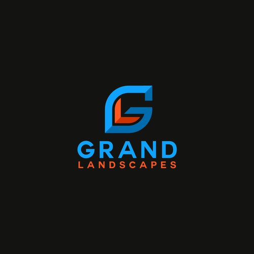 Bold Logo Concept for Grand Landscapes