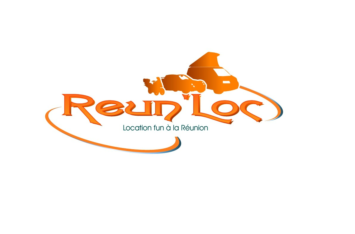 Improve the logo for a vehicule rental company on the Reunion Island