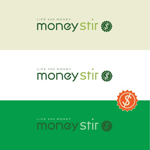 Logo and Color Package for Financial Advice Blog