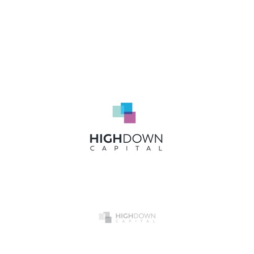 Modern look for financial company; startup and ICO investment focus